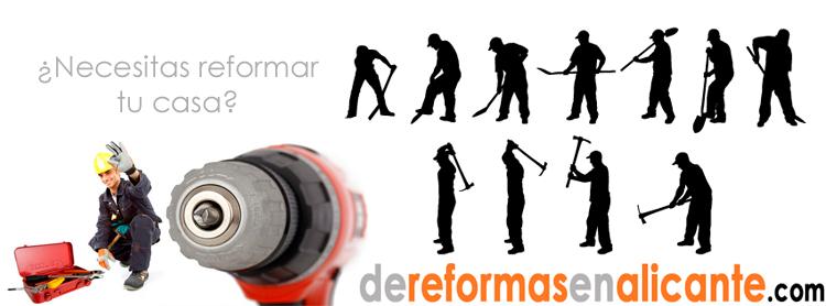 Presentación del portal dereformasenalicante.com