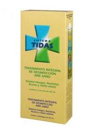 Tratamiento de desinfección integral para aire sano.