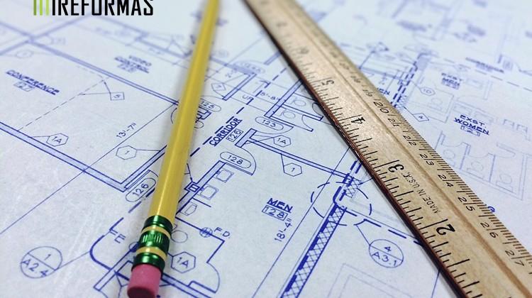 Planos de arquitectura.