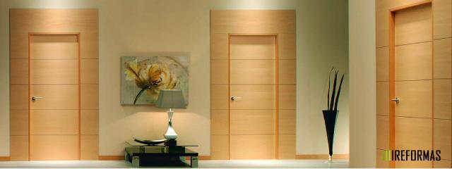 puertas de interior de madera, las de mejor calidad